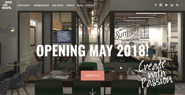 Pre-sales have opened for the newest OneCoWork location in Plaça Catalunya!