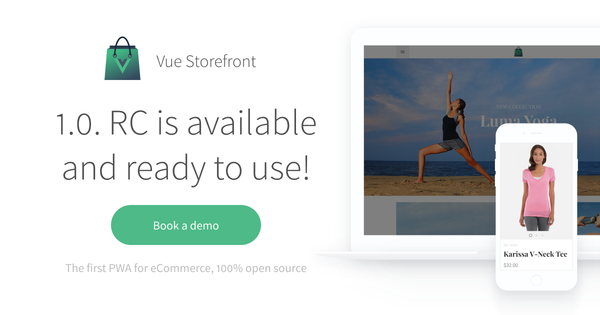 Vue Storefront 1.0RC has been released! – Piotr Karwatka