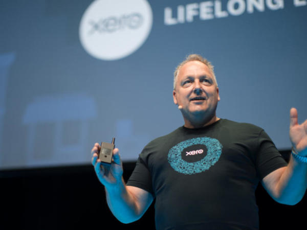 Xero founder Rod Drury steps down as CEO