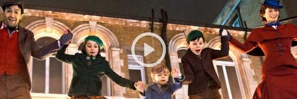 Mary Poppins Returns | Teaser
