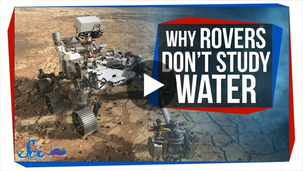 Why Mars Rovers Don't Study Water - YouTube