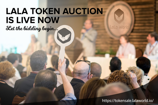 Click on the image to visit LALA Auction Platform