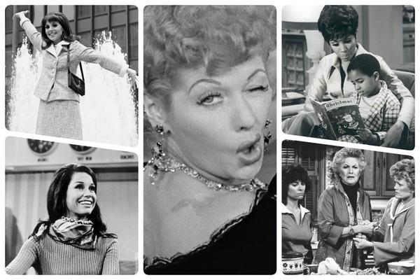 Las pioneras de las series de televisión, por Valentina Morillo