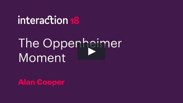 The Oppenheimer Moment on Vimeo
