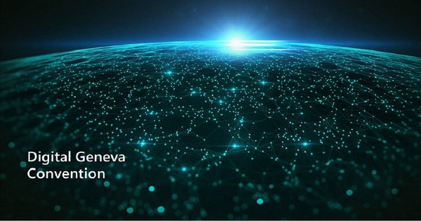 Digital Geneva Convention: Ein Gastbeitrag von Jimmy Schulz   Microsoft Berlin