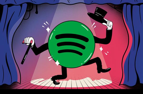 How Much Do Spotify And Record Labels Still Need Each Other?