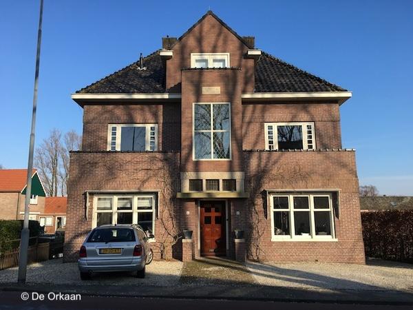 De Geveltoerist #55: Polderhuis Oostzaan | De Orkaan