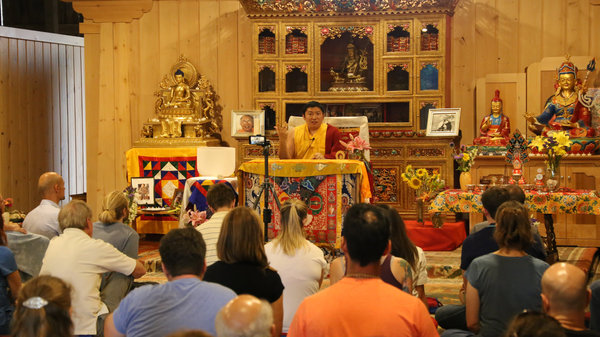 Summer Programs at Gomde Cooperstown with Phakchok Rinpoche and Tulku Mingmar (UPDATED)