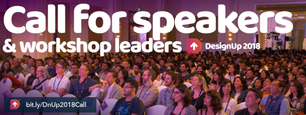 Your chance to present to peers, industry leaders, influencers