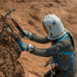 Rock Climbing on Mars: A Simulation