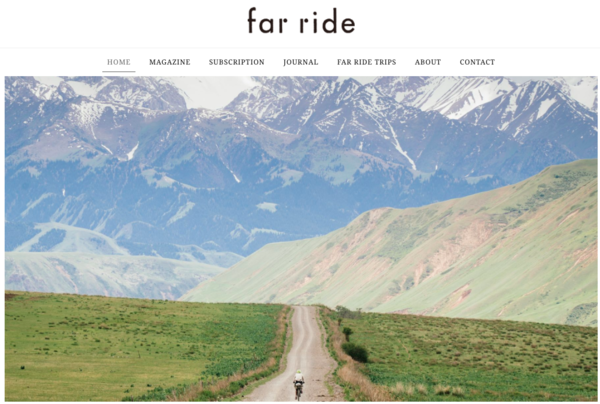 far ride goes big!
