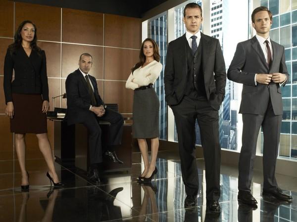 'Suits', el drama legal que engancha por sus personajes | Fuera de Series