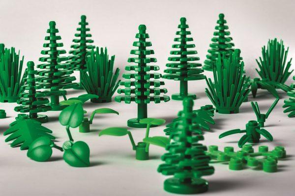 Klocki-rośliny LEGO będą robione z roślin – Crazy Nauka