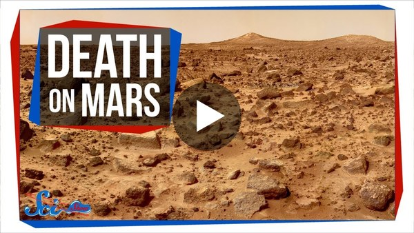 What Happens to Your Body If You Die on Mars? - YouTube