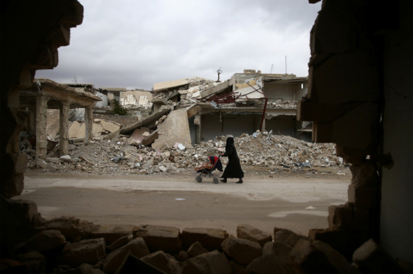 A Trail of Broken Ceasefires in Syria