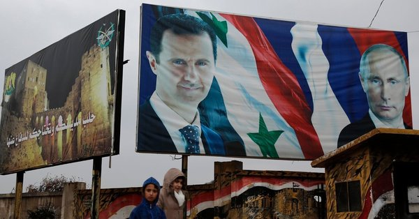 Russia's Greatest Problem in Syria: Its Ally, President Assad