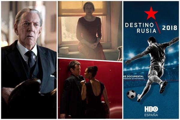 HBO España presenta una programación de primavera liderada por 'Westworld'