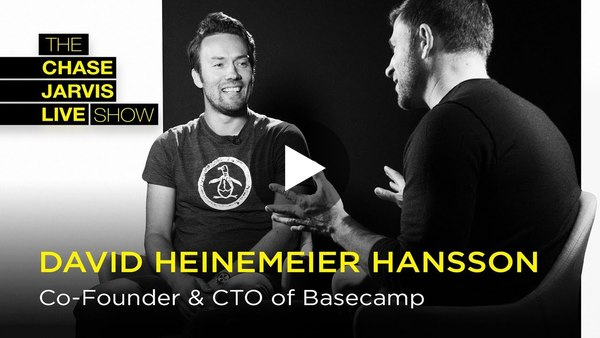 Go Against the Grain with David Heinemeier Hansson