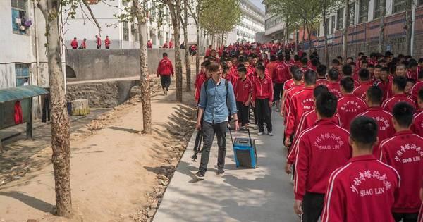 Door het hart van China | canvas.be