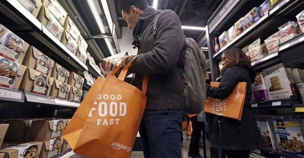 🚨 Amazon Go and the Death of the Neighborhood Supermarket