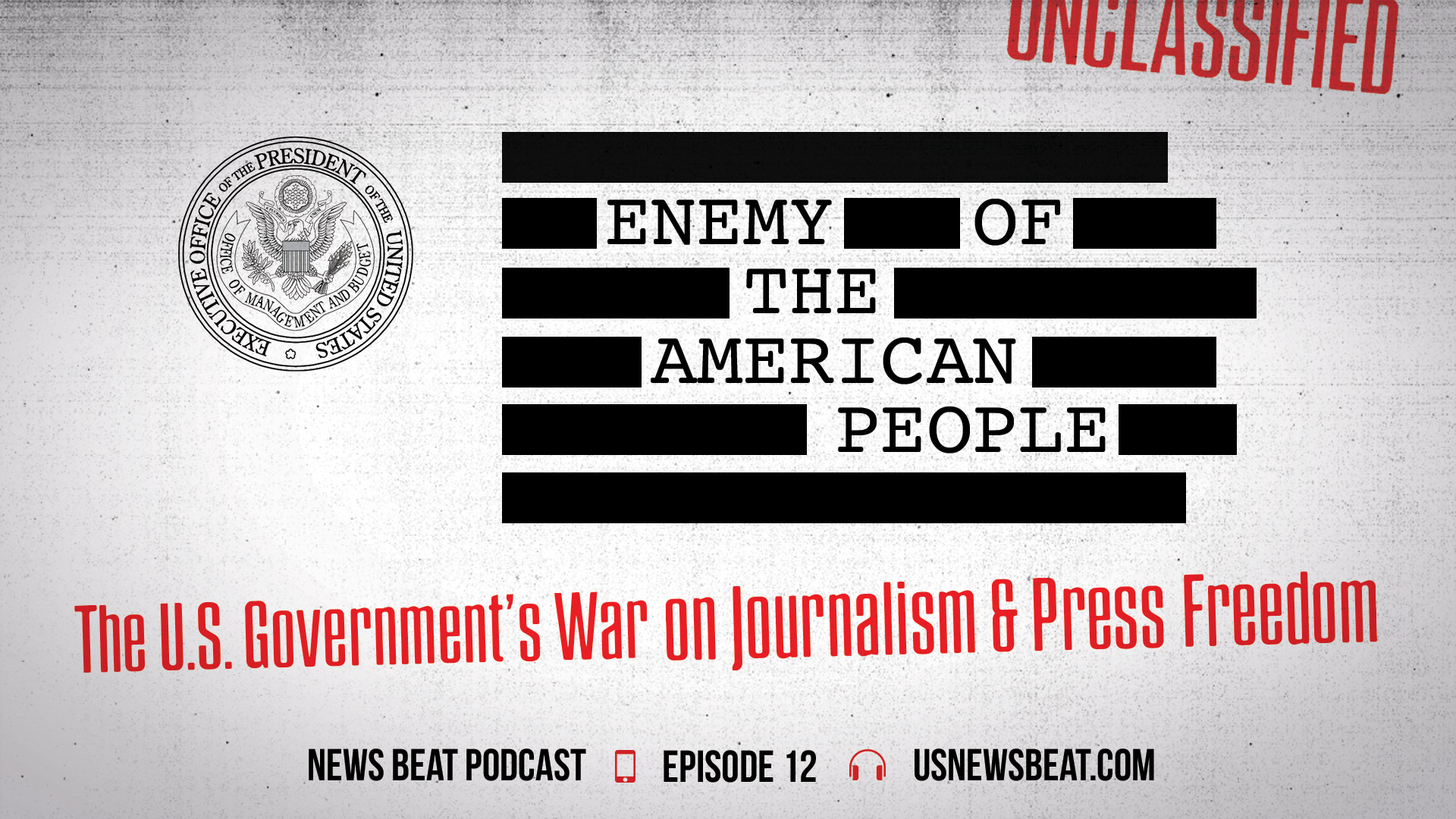A podcast episode every journalist (and citizen) must hear.