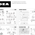 IDEA – nonverbal algorithm assembly instructions