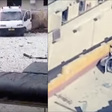 Did Turkey Bomb Afrin's General Hospital?