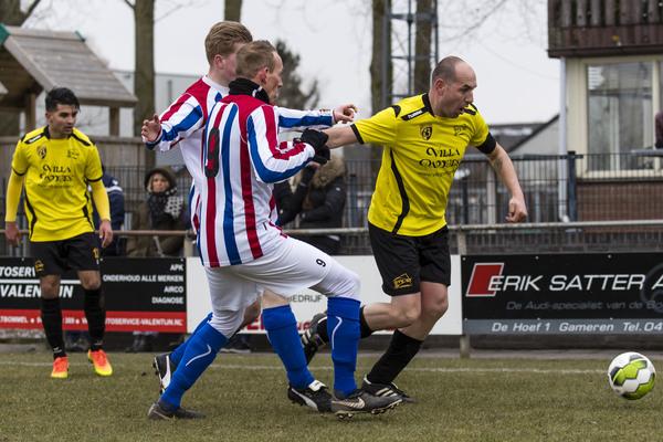GVV'63 zwalkt door afwezigheid clubtopscorer Mathijs Libbers