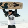 Nederlandse innovatie: Oceana, het eco-kiteboard van Lieuwe Boards