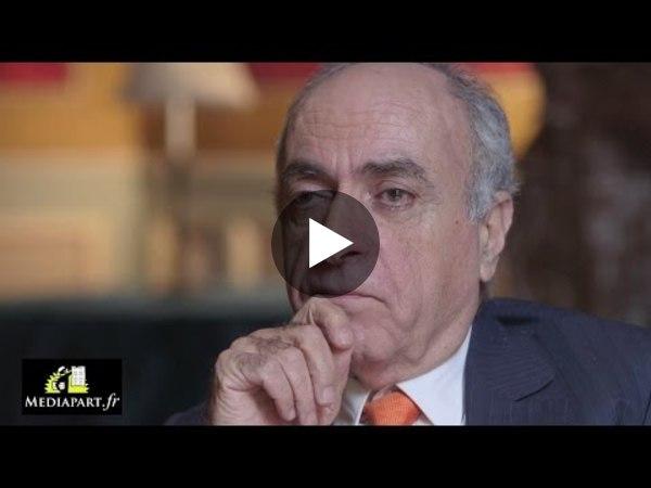 Interview met Ziad Takieddine waarin hij vertelt over de koffers vol miljoenen