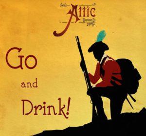 Attic Brewing Co. Philadelphia
