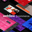 Webflow Ecommerce: Visually design, build, and grow online stores