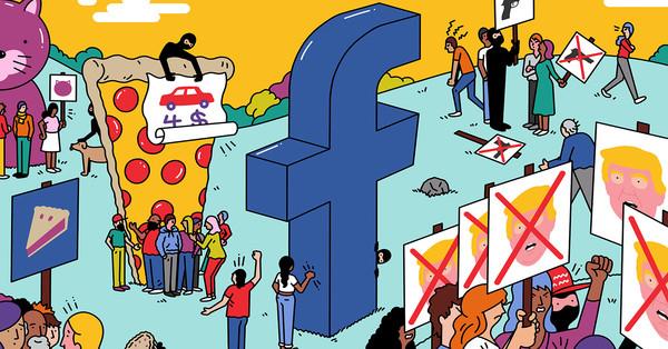 Facebook will Gruppen stärken – und beflügelt damit eine neue Quelle für Falschinformationen und Hass