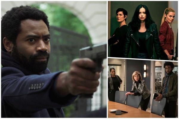 Power Rankings: 'Counterpart' vuelve a superar a 'Jessica Jones'