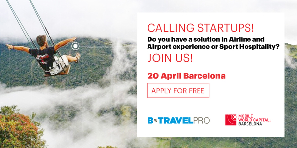 BTravel Pro Startup Village is looking for 15 travel tech startups