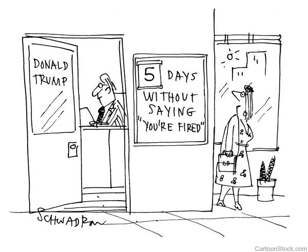 Cartoon: Harley Schwadron