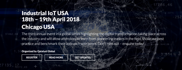 Industrial IoT USA April 18-19