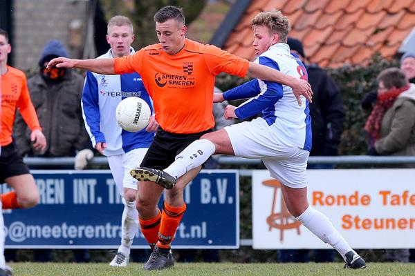 SPELERSCARROUSEL - Goaltjesdief Floris Kool (HSSC'61) naar Heukelum