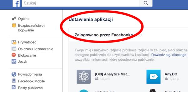 Dzięki temu linkowi zatrzymasz wyciek danych z Facebooka. Poradnik krok po kroku – Crazy Nauka