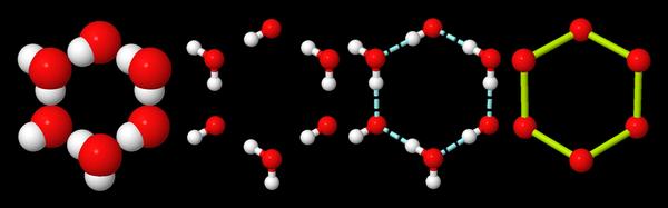 Struktura wody – czy coś takiego w ogóle istnieje? – Crazy Nauka