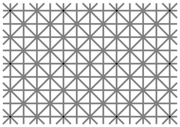 Ile widzisz kropek? Dziwne złudzenie, które ogłupia mózg – Crazy Nauka