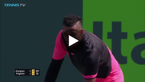 Best Shots: Miami Open 2018 Day 6 - YouTube