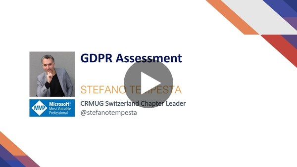 GDPR Assessment - YouTube