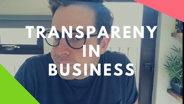 Quuu: TRANSPARENCY IN BUSINESS - YouTube