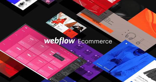 Webflow Ecommerce