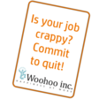 March 31 is Quit Your Crappy Job Day