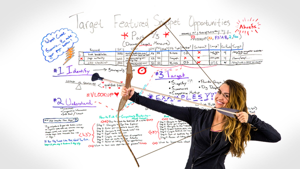 How to Target Featured Snippet Opportunities - Whiteboard Friday - Moz