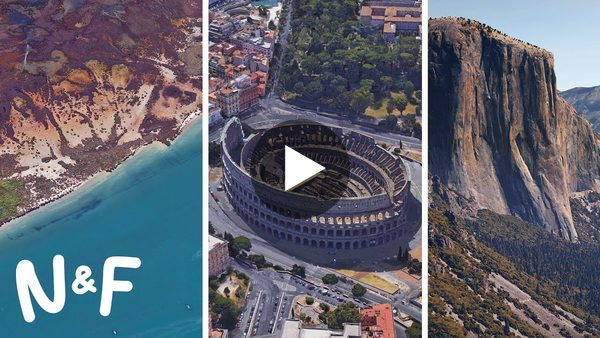 Google Earth's Incredible 3D Imagery, Explained - YouTube