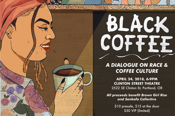 Black Coffee: The New Event From Michelle Johnson Premieres April 24th