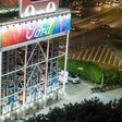 Alibaba's car vending machine in China gives free test drives to people with good credit scores